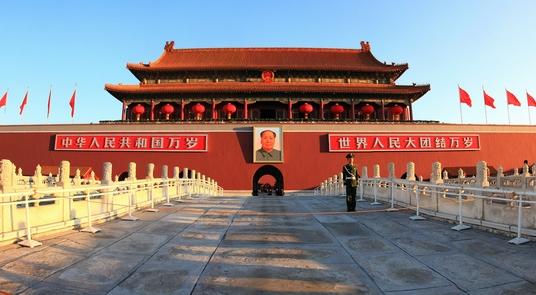 中国への投資は危険水域を越えています。